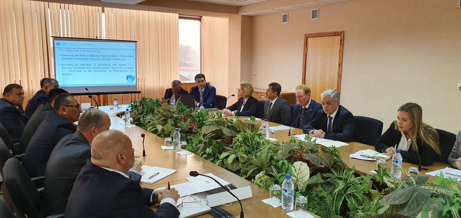 По универсальной программе ИКАО Узбекистаном успешно пройден аудит по авиационной безопасности
