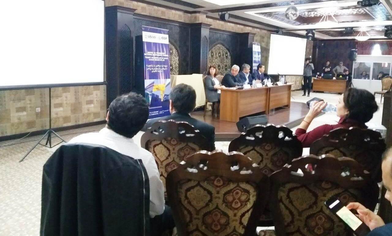 В Термезе прошел региональный форум по торговле и транспорту