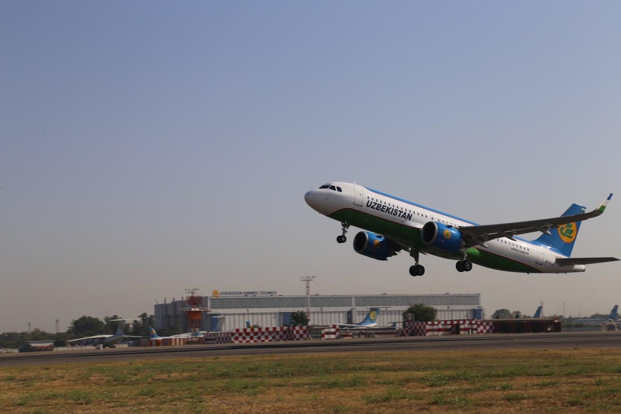 Узбекистан и Индия достигли договоренности о возобновлении регулярных рейсов