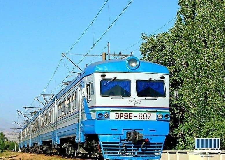 23 июня отменяются 2 рейса междугородних пассажирских поездов Ташкент – Ходжикент – Ташкент!