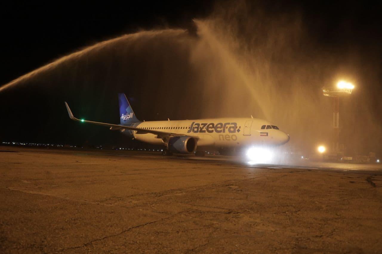 Авиакомпания Jazeera Airways совершила первый рейс по маршруту Кувейт - Ташкент